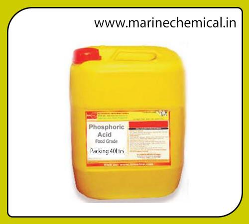 phosphoric acid price